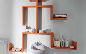 Corner Wall Shelves Lowes Thrifty Floating Shelves Floating Shelf Styles And Ideas To 65