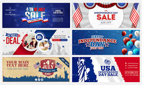 independence day facebook cover templates 48 designs