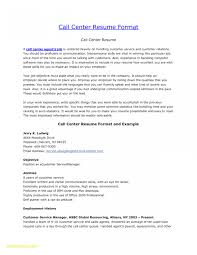 Sample Resume Call Center Agent Technical Support Save 23 Call