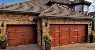 walk through garage doors were the interior exterior door experts how much do walk through garage