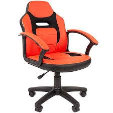 <b>Кресло компьютерное</b> Chairman <b>Kids</b> 110 Red/Black - отзывы ...