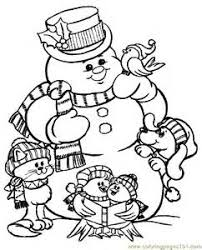 Small Picture Printable Christmas Coloring Pages Happy Holidays Coloring