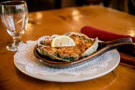 Dinner Menu Wimpys Seafood Cafe Restaurant In
