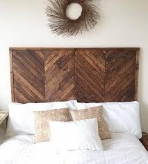Wooden Headboard Best 25 Wood Headboard Ideas On Pinterest Reclaimed Wood  Beds