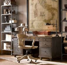 Vintage home office furniture Country Style Furniture At Office Depot Fossil Brewing Design Metal Vintage Office Furniture Fossil Brewing Design