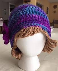 Crochet Chemo Hat Pattern Inspiration Chemo Hat Crochet PATTERN Craftsy