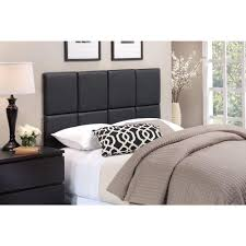 This review is from:Tessa Matte Black Twin Headboard