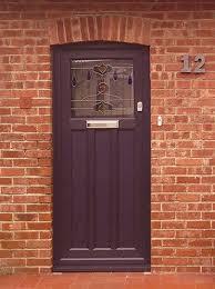 alternative to timber front doors