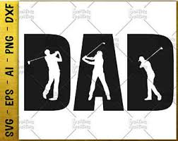 Also you can search for other artwork with our tools. Golf Dad Svg Etsy