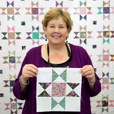 This is such an easy way to make the Ohio Star Quilt! Free Video ... & This is such an easy way to make the Ohio Star Quilt! Free Video Tutorial  with Jenny Doan from Missouri Star! | Sewing & Quilts | Pinterest | Star  quilts, ... Adamdwight.com