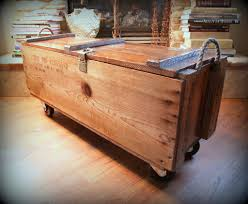 wood crate furniture. INDUSTRIAL FURNITURE /// WOOD Box // Wooden Crate Coffee Table / Wood Furniture Y