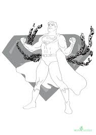 Enter youe email address to recevie coloring pages in your email daily! Parentune Free Printable Superman Coloring Pages Superman Coloring Pictures For Preschoolers Kids