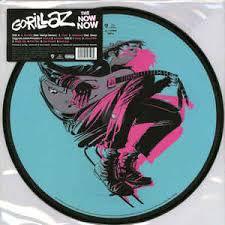 <b>Gorillaz</b> – The Not <b>Now</b>: <b>Picture</b> Disc LP |