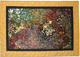 Passion in the Understory | Art Quilts in the Impressionist Style ... & Passion in Understory Adamdwight.com