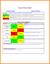Project Progress Report Sample 5 Free Project Status Report Template Word Reptile Shop
