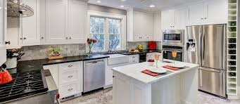 Modernized Mission Kitchen Remodel Dedham MA
