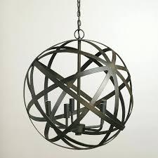 metal sphere chandelier metal sphere chandelier luxury best home lighting chandeliers orb images on metal sphere