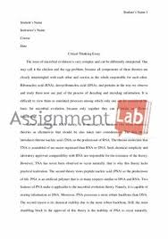 critical thinking essay clear writing and critical thinking view larger critical thinking essay help mfawriting252webfc2com