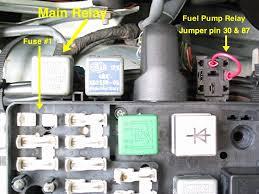 electrical problems fuelpumprelay jpg