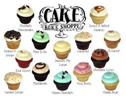 Cake Bake Shoppe Menu Menu For Cake Bake Shoppe Mckenzie Towne