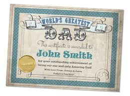 Certificates Printable Fathers Day Worlds Greatest Dad Printable Certificate