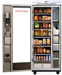 How To Break Into A Vending Machine For Food