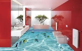 3d Bathroom Tiles 3d Bathroom Floor Best Tile For Small Sea Floors For Easy Folding