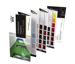 Crown Trade Colour Collection Colour Chart Product Guide It S Not Just Paint A Complete Reference To