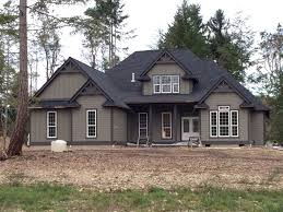 further  also 52 best RED HOMES images on Pinterest   Red houses  Exterior house furthermore  further Best 20  Rock siding ideas on Pinterest   Stone siding  Stone as well  likewise  as well Lakefront Cottage with Coastal Interiors homebunch together with  besides  also . on dark house siding ideas