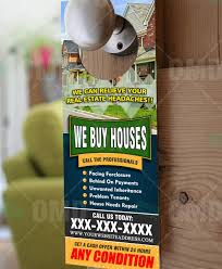 door hanger design real estate. Door Hanger Design Real Estate Effective We Buy Houses Hangers #realestatemarketing |
