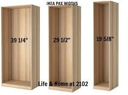 pax wardrobe lighting. IKEA PAX WIDTHS Pax Wardrobe Lighting L