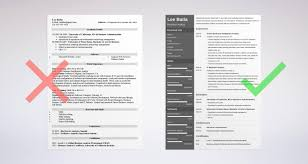 Analyst Resume Template Business Analyst Resume Sample Complete Guide [24 Examples] 8