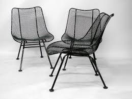 furniture wire dining chairs incredible wrought iron and mesh dining chairs by rus lee woodard co