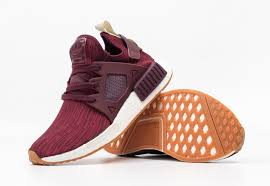 adidas shoes nmd maroon. adidas nmd xr1 primeknit maroon gum shoes nmd