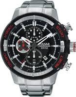 buy mens watches online thomas jewellers pulsar men s sports chronograph watch pm3047x