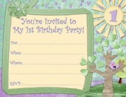 First Birthday Invitations Free Printable First Birthday Invitations Boy 650 502 Printable Birthday