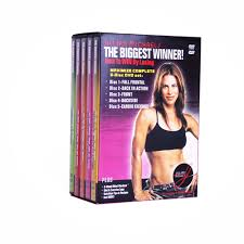 jillian michaels the biggest winner dvd