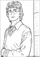 Disegni Di Harry Potter Da Colorare