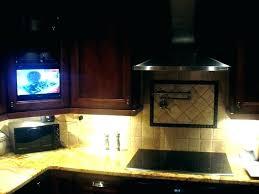 best under cabinet tv under cabinet kitchen televisions homey ideas under cabinet kitchen radio com and