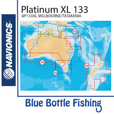 Navionics Platinum Plus Chart 8p133xl Melbourne And Tasmania