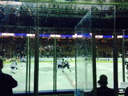 Swamp Rabbit Hockey Seating Chart Bon Secours Wellness Arena Section 113 Home Of Greenville
