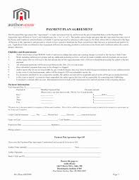 payment plan agreement template word mileage spreadsheet for irs fresh agreement payment plan contract