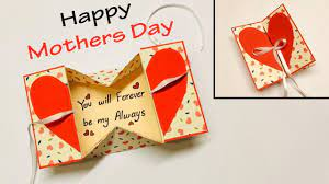 Mothers Day Cards Handmade Easy   Happy Mothers Day   Mother's Day Card  Making Ideas 2020