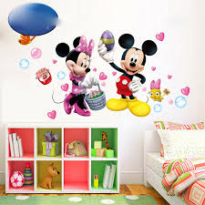 mickey mouse wall sticker removable art