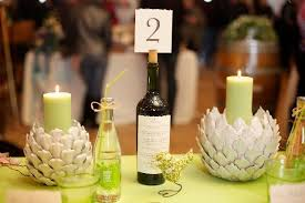 7 Awesome DIY Wine Bottle Centerpiece Ideas For Your Big Day