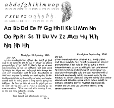 By using ipa you can know exactly. Benjamin Franklin S Phonetic Alphabet In A Modern Font Neography
