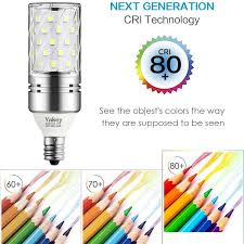 led chandelier light bulbs. Vakey E12 LED Bulbs,12W Candelabra Light Led Chandelier Bulbs E