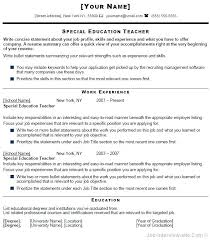 Sample Resume English Teacher Related Post Sample Cv For English