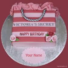 Write Name On Happy Birthday Wishes Cake
