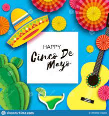 Happy Cinco De Mayo Greeting Card ...